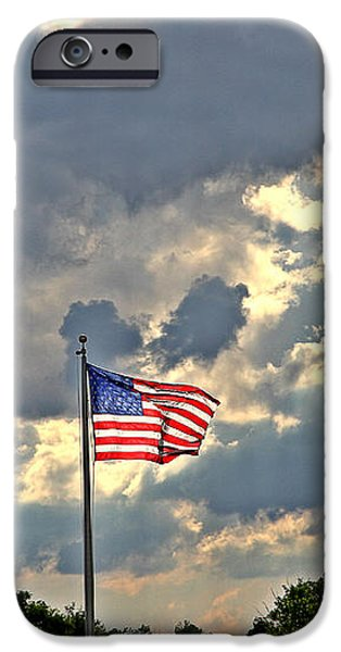 Our Country iPhone Case by Dan Sproul