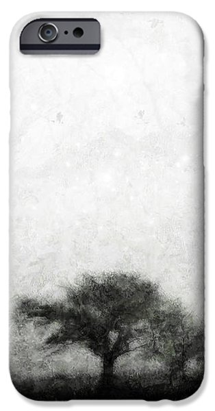 Our Moment In Patience iPhone Case by Brett Pfister