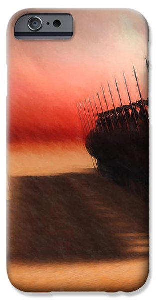 Out of Egypt iPhone Case by Bob Orsillo