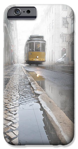 Out of the haze iPhone Case by Jorge Maia