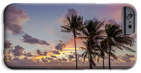 Keys Photographs iPhone Cases - Out Of The Sky Came The Lights iPhone Case by Evelina Kremsdorf