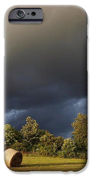 overcast - before rain iPhone Case by Michal Boubin