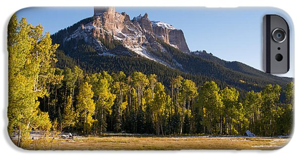 True Grit iPhone Cases - Owl Creek Pass iPhone Case by Aaron Spong