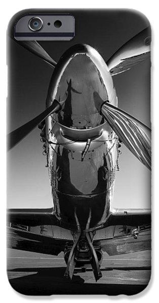 P-51 Mustang IPhone 6 Case by John Hamlon