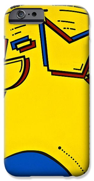 Pac-Man iPhone Case by Frozen in Time Fine Art Photography