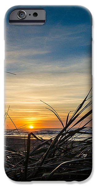 Pacific Coast Sunset iPhone Case by Puget  Exposure
