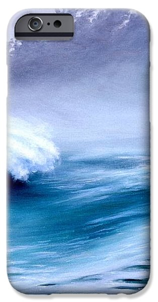 Pacific Power  iPhone Case by Michael Swanson