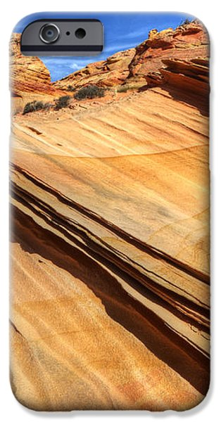 Pages From Natures Story iPhone Case by Bob Christopher
