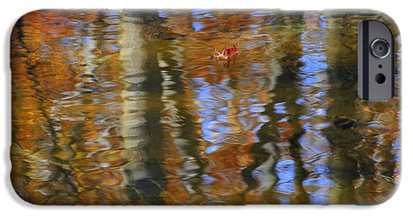 Oak Creek iPhone Cases - Painted By God Part Two iPhone Case by Frozen in Time Fine Art Photography
