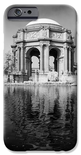 Bill Gallagher iPhone Cases - Palace of Fine Arts II iPhone Case by Bill Gallagher