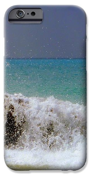 Palette of God iPhone Case by KAREN WILES
