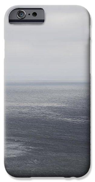 Palos Verdes In Rainy Day iPhone Case by Viktor Savchenko