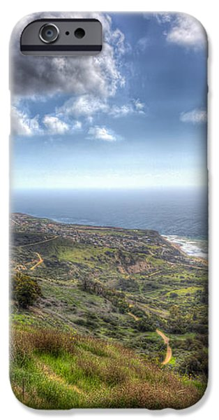 Palos Verdes Peninsula HDR iPhone Case by Heidi Smith