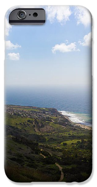 Palos Verdes Peninsula iPhone Case by Heidi Smith
