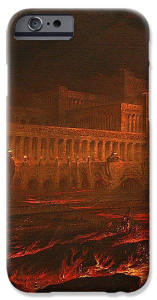 Pandemonium iPhone Case by John Martin