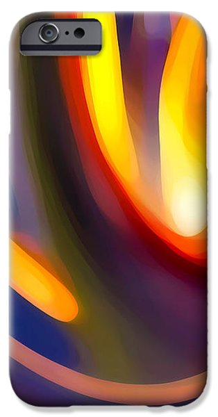 Paradise Creation iPhone Case by Amy Vangsgard
