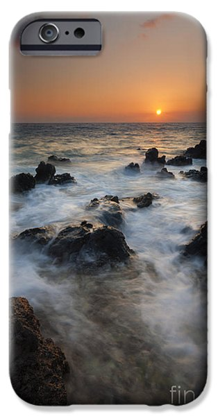 Ebb iPhone Cases - Paradise Flow iPhone Case by Mike  Dawson