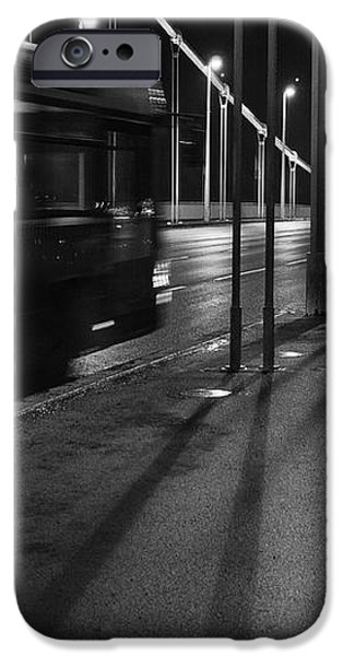 Parallel speed iPhone Case by Simona Ghidini