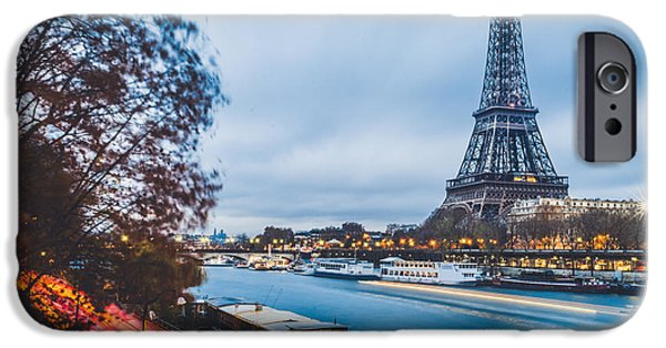 Paris iPhone Cases - Paris iPhone Case by Cory Dewald