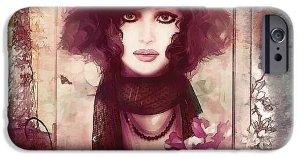 Conway iPhone Cases - Paris Metro iPhone Case by Shanina Conway