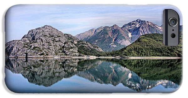 Inside Passage iPhone Cases - Passage Reflection iPhone Case by Kristin Elmquist