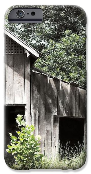 Passing of Time iPhone Case by Tom Gari Gallery-Three-Photography