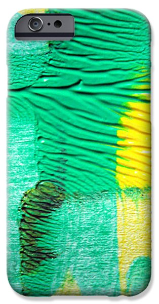 passing time acrylic mind image  iPhone Case by Sir Josef Putsche