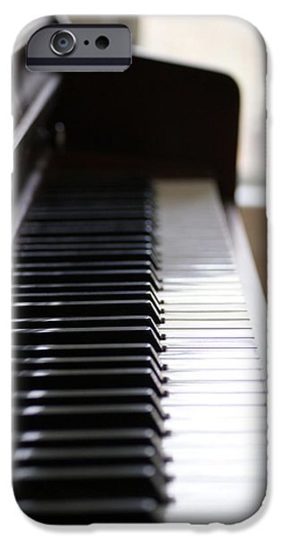Piano iPhone Cases - Passion iPhone Case by Lisa DeMoranville