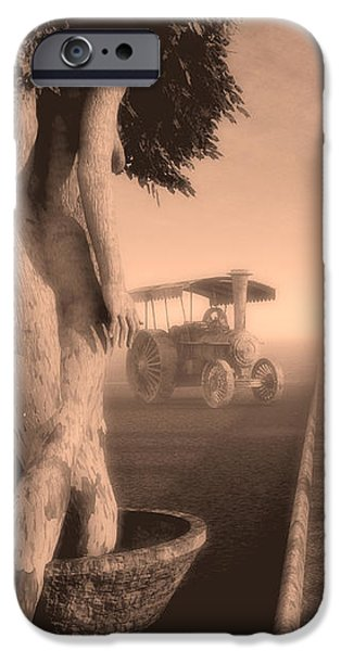 Path In Life iPhone Case by Bob Orsillo