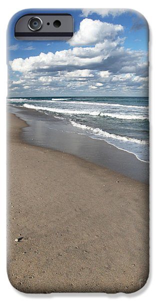 Michelle iPhone Cases - Path of Peace iPhone Case by Michelle Wiarda
