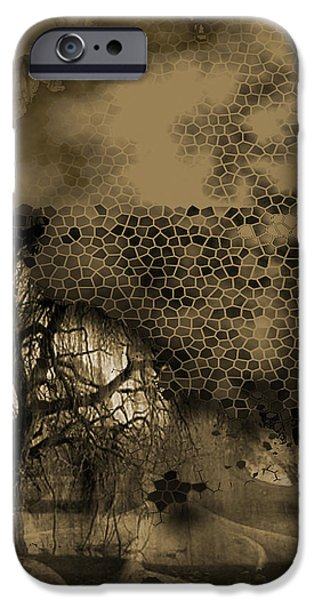 Path iPhone Case by Yanni Theodorou