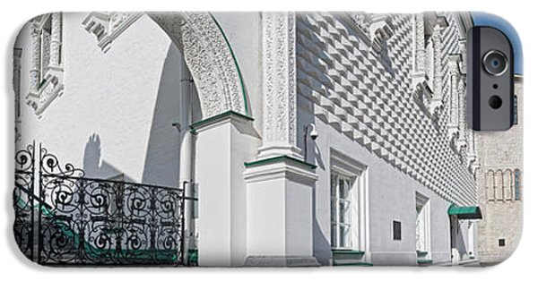 Patriarch iPhone Cases - Patriarch Palace And Church Of The iPhone Case by Panoramic Images