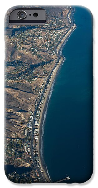 PCH iPhone Case by John Daly