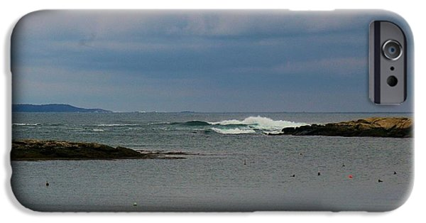 Mid-coast Maine iPhone Cases - Peace iPhone Case by Amy-Elizabeth Toomey