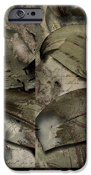 Peace III iPhone Case by Yanni Theodorou