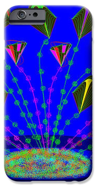 Peace Offering iPhone Case by Cynthia  Johnson