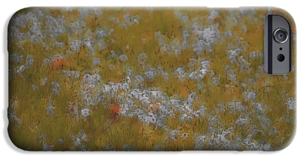 Best Sellers -  - Summer iPhone Cases - Peaceful Meadow iPhone Case by  The Art Of Marilyn Ridoutt-Greene