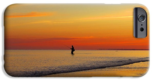 East Dennis Ma iPhone Cases - Peaceful Morning iPhone Case by Dianne Cowen