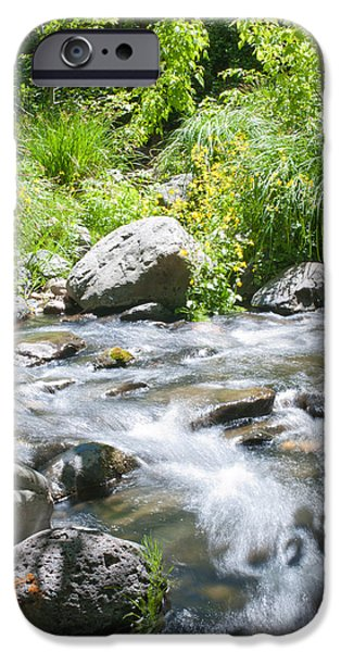 West Fork iPhone Cases - Peacefulness iPhone Case by Shannon Hastings