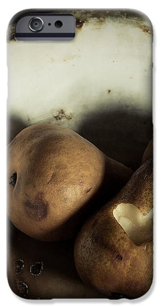 Pear Love iPhone Case by Amy Weiss