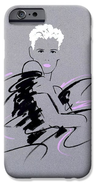 Pearl iPhone Case by Giannelli
