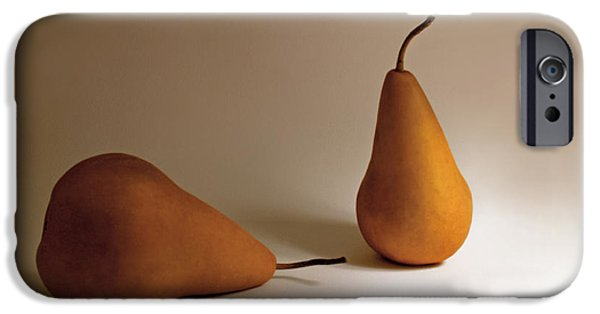 Pears iPhone Cases - Pears iPhone Case by Don Spenner