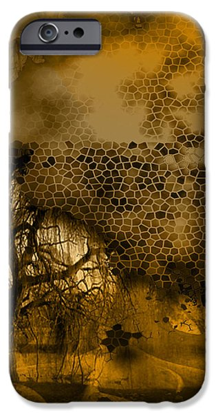 Peer iPhone Case by Yanni Theodorou