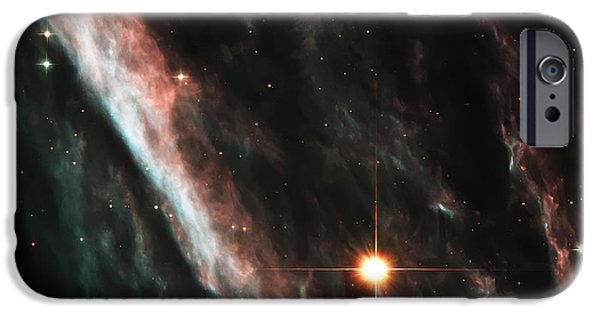 The Hatchery iPhone Cases - Pencil Nebula iPhone Case by The  Vault - Jennifer Rondinelli Reilly