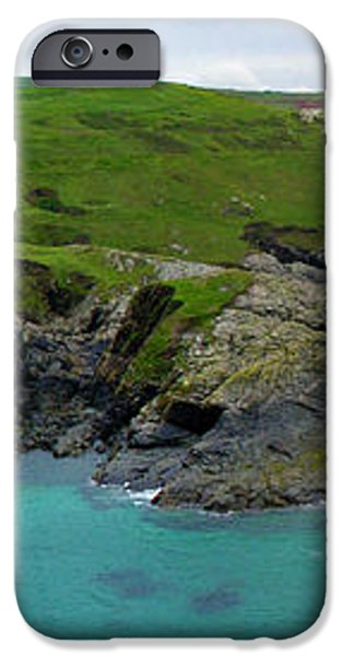 Pendeen Watch to Levant iPhone Case by Terri  Waters
