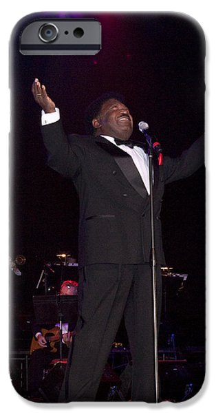 Percy Sledge iPhone Case by Carol Highsmith
