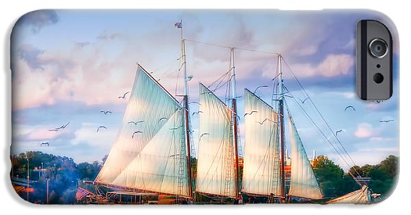 Yorktown iPhone Cases - Perfect Alliance iPhone Case by Olahs Photography