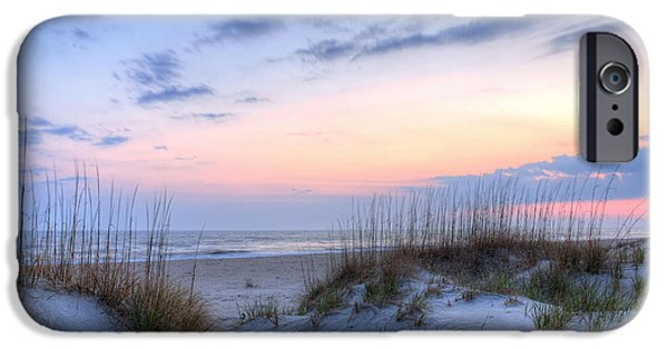 Sand Dune iPhone Cases - Perfect Skies iPhone Case by JC Findley