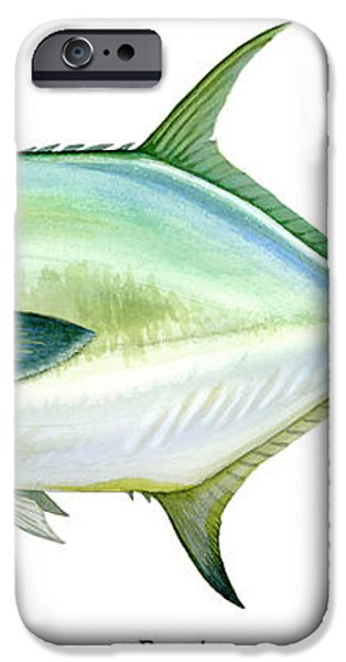 Permit iPhone Case by Charles Harden