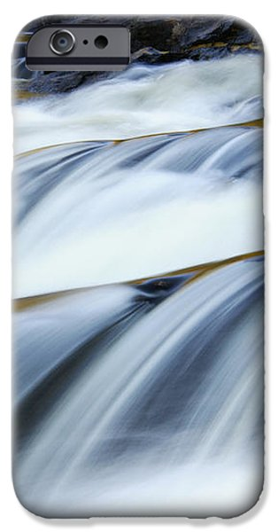 Perpetual Falling iPhone Case by Aimelle